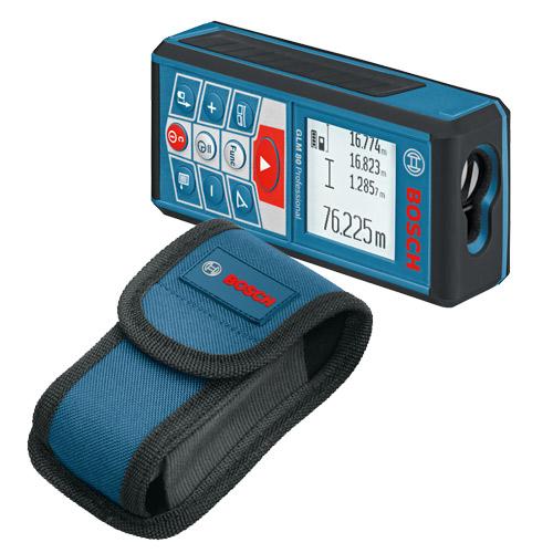 Bosch glm 80 professional laser rangefinder - Metre laser bosch ...