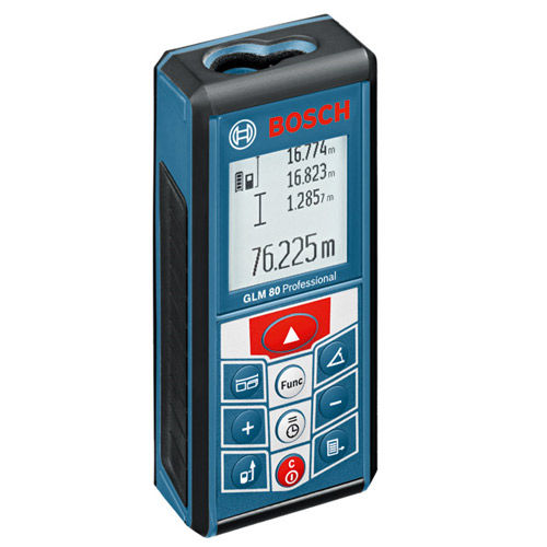 Bosch GLM-80 Professional Laser Distance Measurer