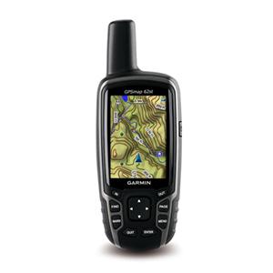 Garmin GPSMAP 62st Mapping Handheld GPS