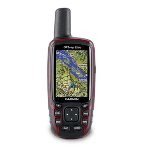 Garmin GPSMAP 62stc Mapping Handheld GPS