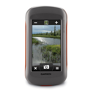 Garmin Montana 650 Advanced Mapping Handheld GPS