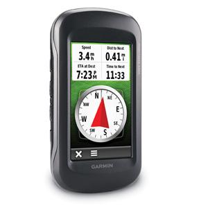 Garmin Montana 650t Mapping Handheld GPS
