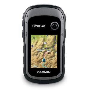 eTrex 30 Garmin Advanced Mapping Handheld GPS