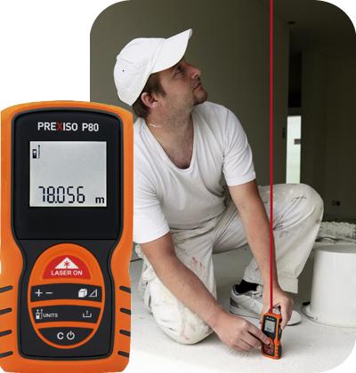 Prexiso P80 Laser Measuring Instrument