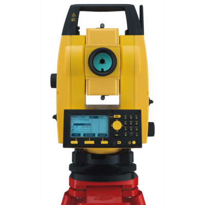 Leica Advanced Builder 500 Total Station