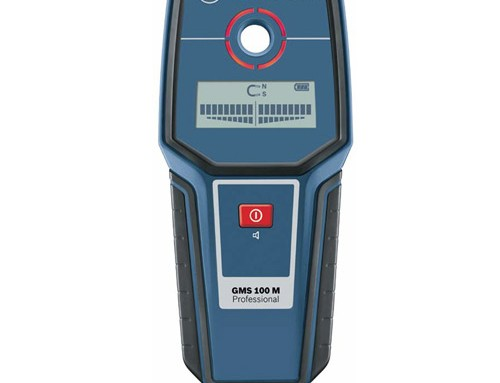 Bosch GMS 100M Professional Metal Detector