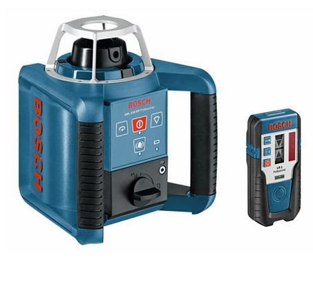 Bosch GRL 150HV SET Rotary Laser Level