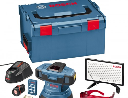 Bosch GSL 2 Professional Motorised Surface Laser