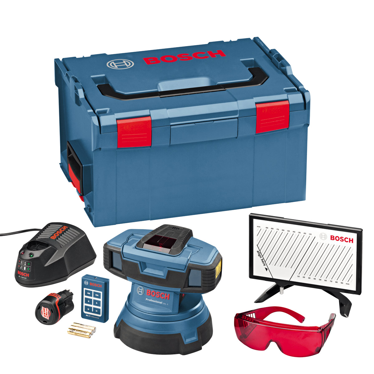 Bosch GSL 2 Automatic Surface Laser