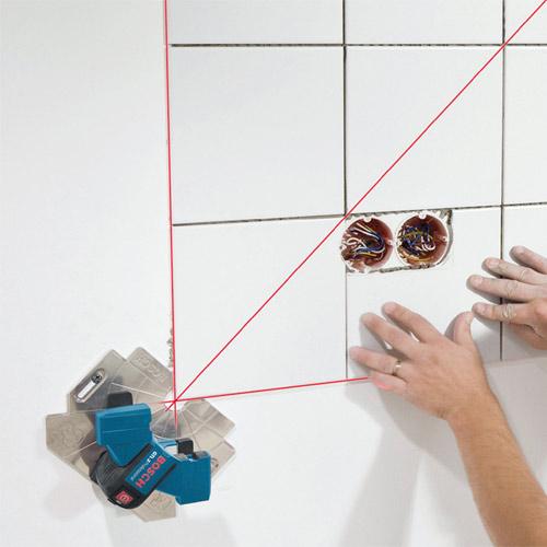 bosch gtl 3 professional tile laser. Black Bedroom Furniture Sets. Home Design Ideas