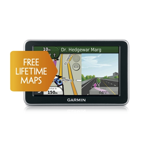 Garmin Nuvi 2565LM Free Lifetime Map Updates