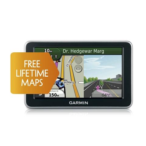 Garmin Nuvi 2565LM Free Lifetime Map Updates