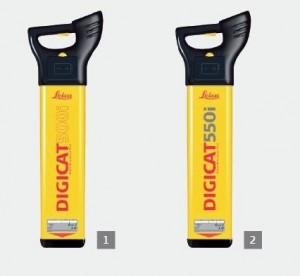 Leica Digicat Cable Locator 500 Series
