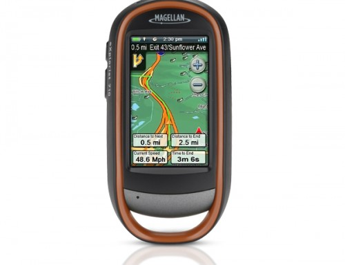 Magellan eXplorist 710 Handheld GPS