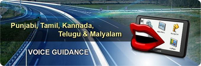 The latest five languages incorporated are Punjabi, Tamil, Kannada, Telugu & Malyalam