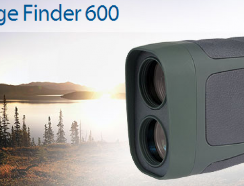 Hawke LRF-600 Model RF5600 Laser Rangefinder