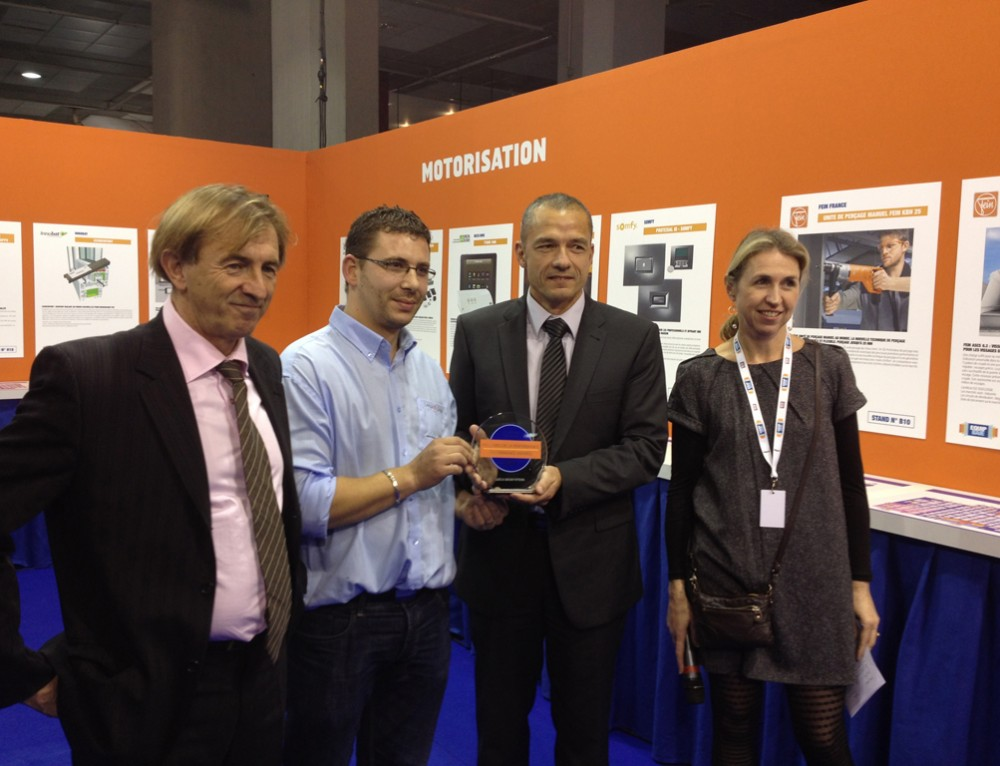 "Leica 3D Disto Wins ""Performance and Innovation"" Award at EquipBaie Trade Fair"