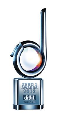 Garmin® nüvi 2565LM wins 'GPS in-car Navigators' Award