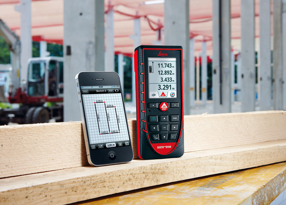 Latest Disto D510 Laser Measuring Tape