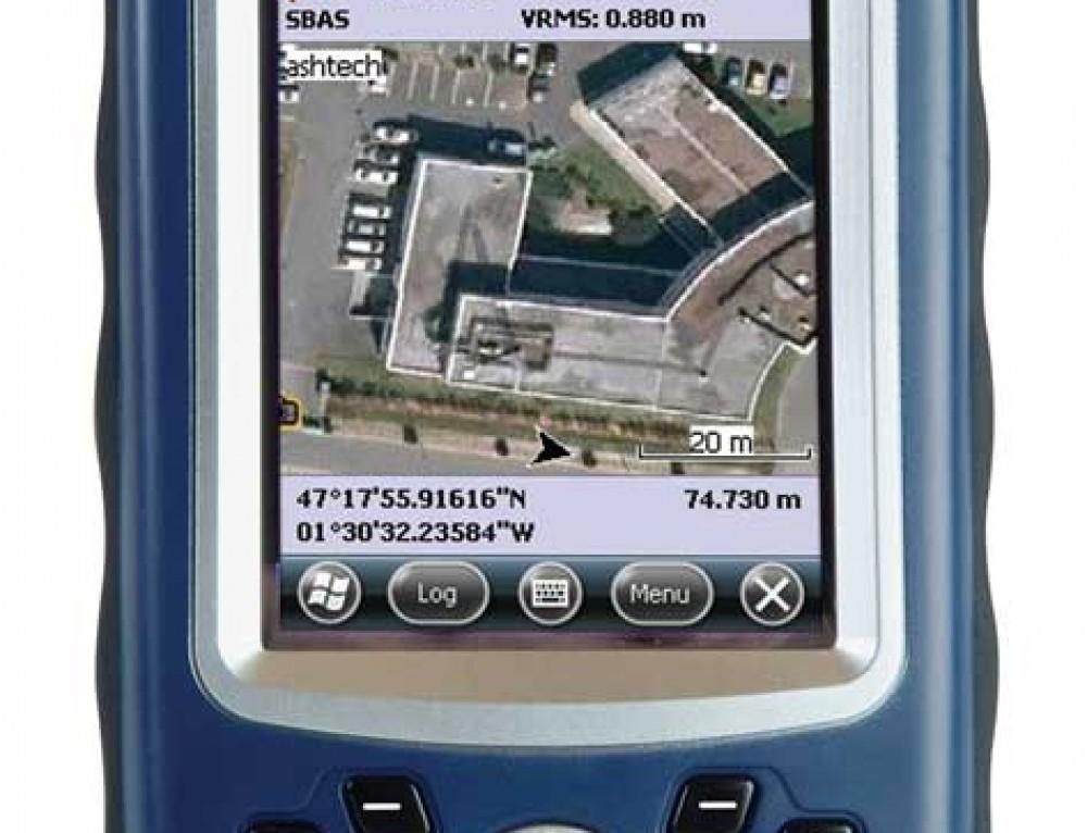 MobileMapper 10