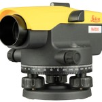 Leica Automatic Level NA 320 Right Front