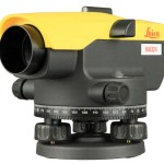 Leica Automatic Level NA324 right front