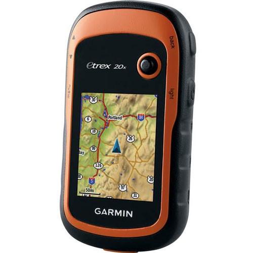 Garmin eTrex 20x Mapping Handheld GPS