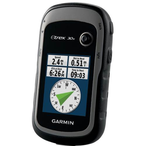 Garmin eTrex 30x Mapping Handheld GPS