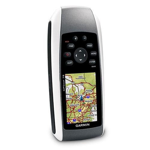 Garmin GPSMAP 78 Mapping Handheld GPS