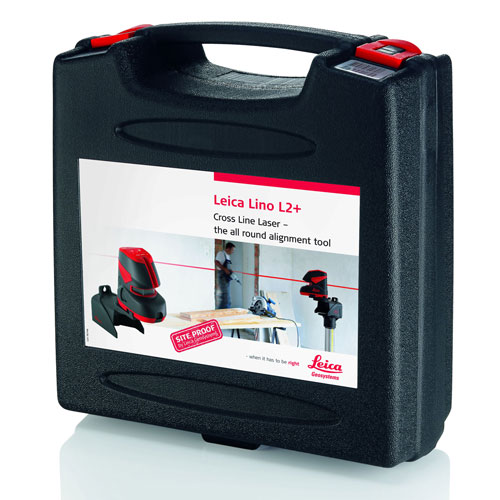 Leica Lino L2 Plus Crossline Laser Level