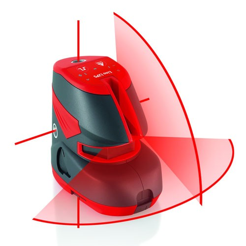 Leica Lino L2P5 Crossline & Point Laser Level