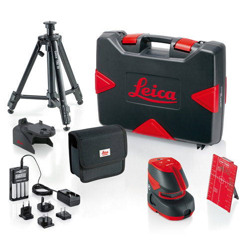 Leica Lino L2P5 Combo Pack