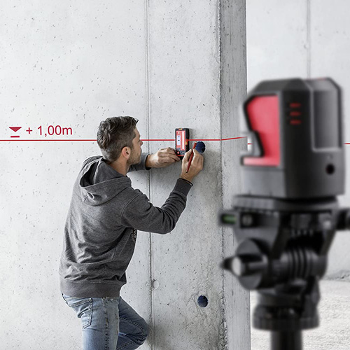 Leica RGR 200 Red Laser Receiver