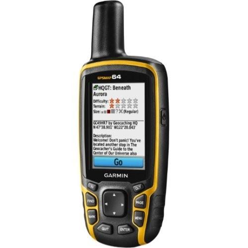 Garmin GPSMAP 64 Mapping Handheld GPS