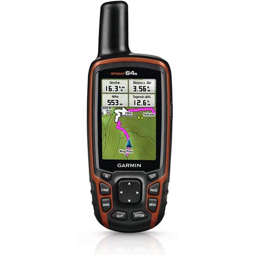 Garmin GPSMAP 64s Mapping Handheld GPS