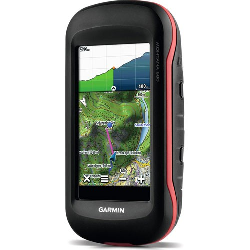 Garmin Montana 680 Touchscreen Mapping Handheld Gps: Montana Mapping And Gps At Slyspyder.com