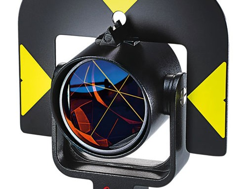 Leica GPR121 Circular Prism with Holder