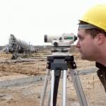Nikon AC-2S Auto Level Site Work