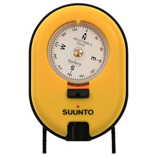 Suunto KB-20/360R Yellow Compass