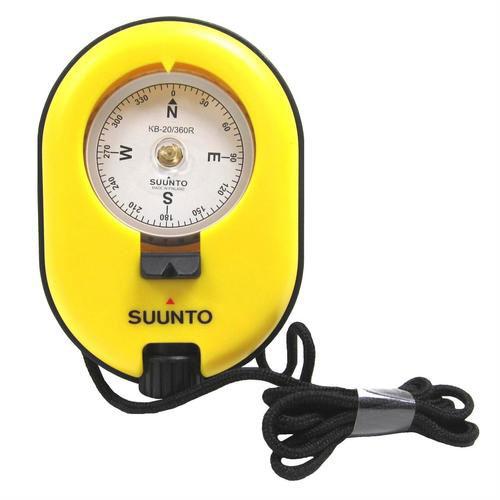 Suunto KB-20 / 360R Yellow Precision Compass