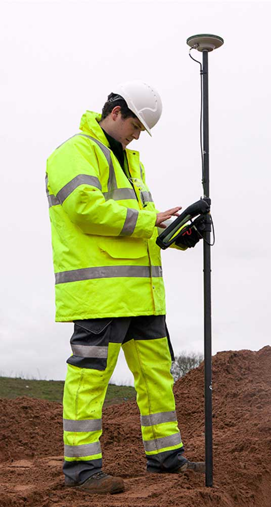 Leica ZRover FieldGenius GNSS Rover Package