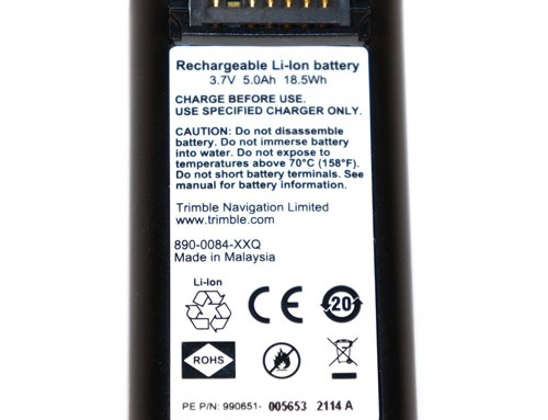 Nikon Nivo Battery