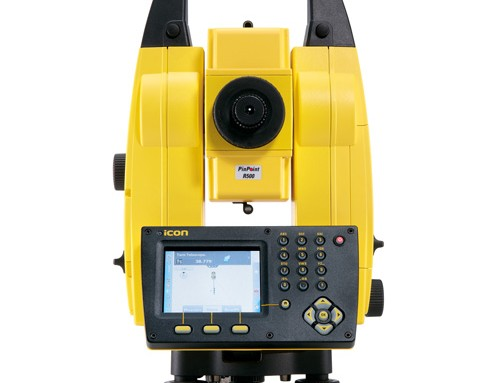 Leica iCON Builder 62 Total Station