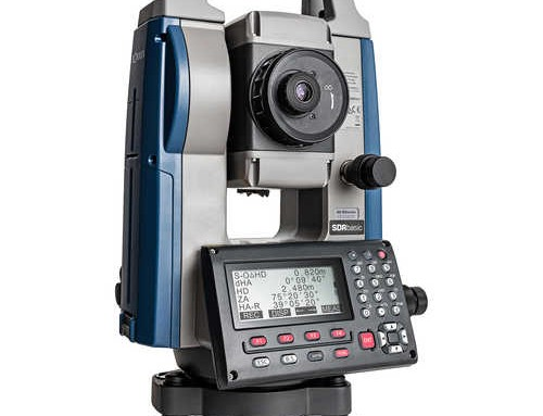 Sokkia iM 55 Total Station