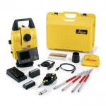 Leica iCON Builder 62 Total Station Scope of Delivery