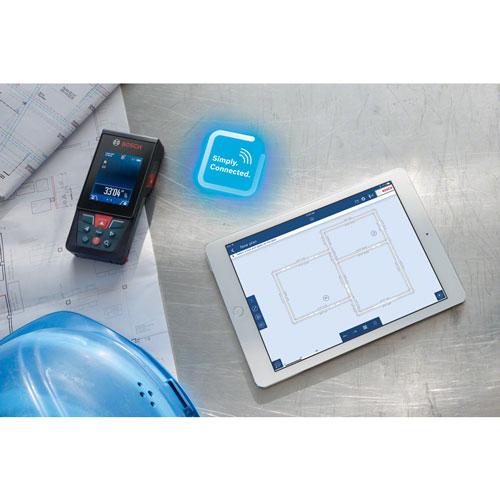 Bosch GLM 150C Apps