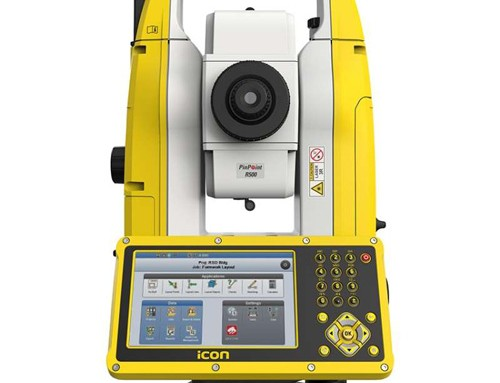 Leica iCON iCB70 Total Station