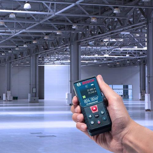 Bosch GLM 400 Laser Measurer