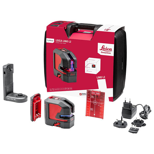 Leica Lino L2 Crossline Laser Level