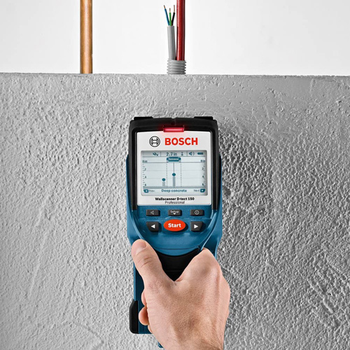 Bosch Dtect-150 Wall Scanner